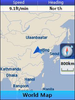 Worldwide base map